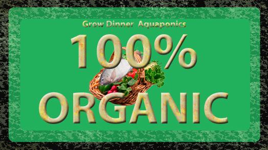 100% organic Grow Dinner copy
